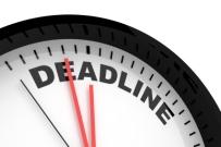 Driver CPC deadlines - September 2013