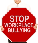 stop workplace bullying