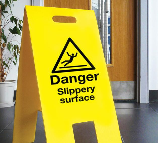 A brief history of signs – RoSPA Workplace Safety Blog