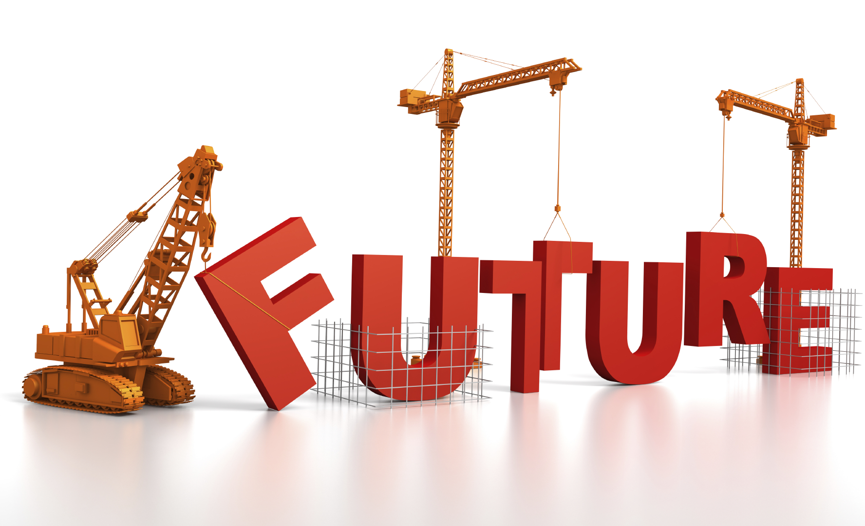 What does the future hold for the construction industry for Construction