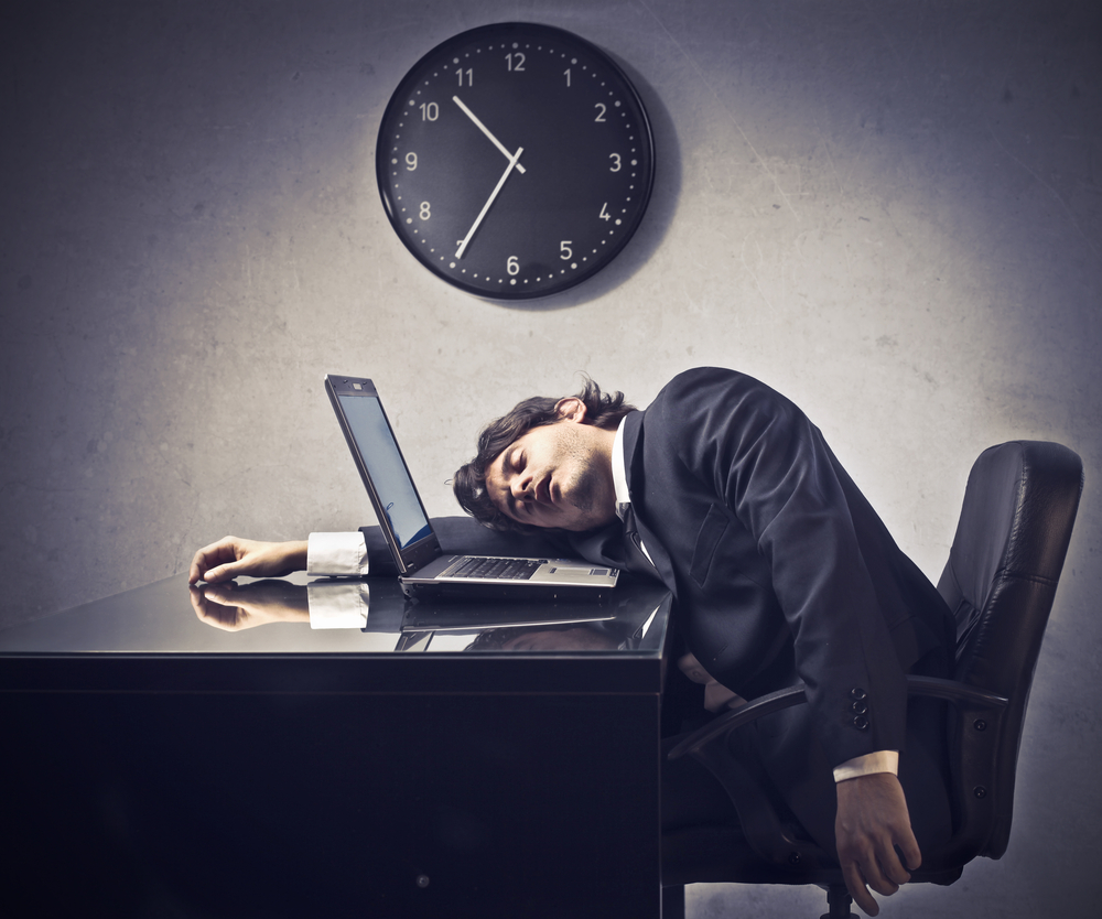 Sleeping on the job? Managing fatigue in the workplace ...