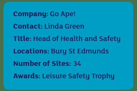 Go Ape info