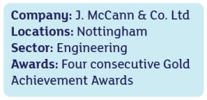 McCann info